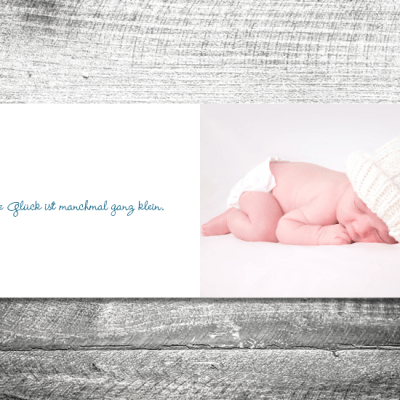 geburt elefant junge 2 3 400x400 - Baby & Kind Karten