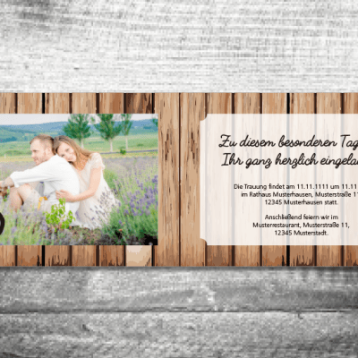 hochzeit 148x105 holz 2 3 400x400 - Hochzeitskarten