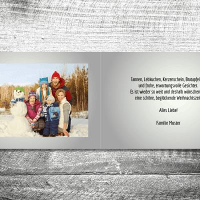 kartlerei weihnachten 148x105 3 400x400 - Waldlandschaft   4-Seitig   ab 1,00 €