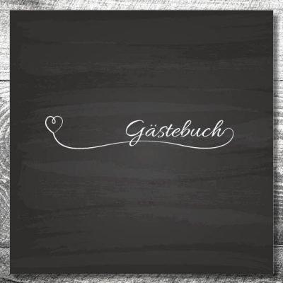 kartlerei gaestebuch hochzeit karten drucken 4 400x400 - Gästebuch Tafel | ab 55,00 €