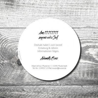kartlerei bierdeckel drucken bayerisch bayern hochzeit hochzeitseinladung8 400x400 - Hochzeitskarten Set