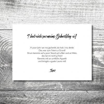kartlerei karten drucken heimatgefuehl bayern einladungskarten14 400x400 - Herzchenholz | 2-Seitig | ab 0,70 €