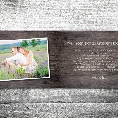 kartlerei karten drucken hochzeitseinladung heiraten bayern bayerisch heimatgefuehl hochzeit38 400x400 - Hochzeit Vintage | 4-Seitig | ab 1,00 €