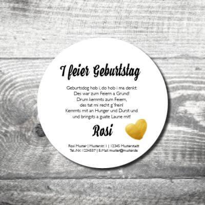 Bierdeckel Hirschgold