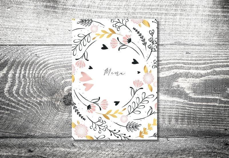 kartlerei einladungskarten hochzeitskarten menuekarten drucken karten gestalten hochzeit - Hochzeitskarten