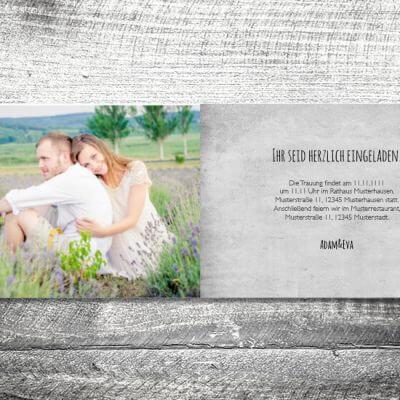kartlerei hochzeit einladungskarten karten gestalten karten drucken hochzeitskarte 127 400x400 - Hochzeit Vintagekreis | 4-Seitig | ab 1,00 €