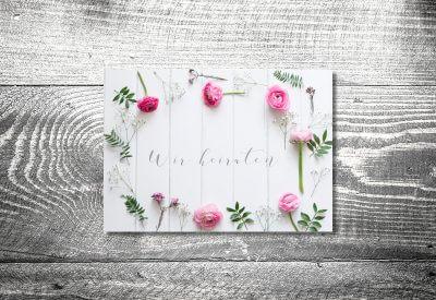 Hochzeit Romantik | 2 Seitig | Ab 0,70 U20ac · Bayrische Hochzeitseinladung,  Einladungskarten ...