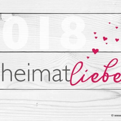 kartlerei bayrischer kalender titelblatt 2018 400x400 - Bayrischer Kalender   heimatliebe 2018   11,95 €