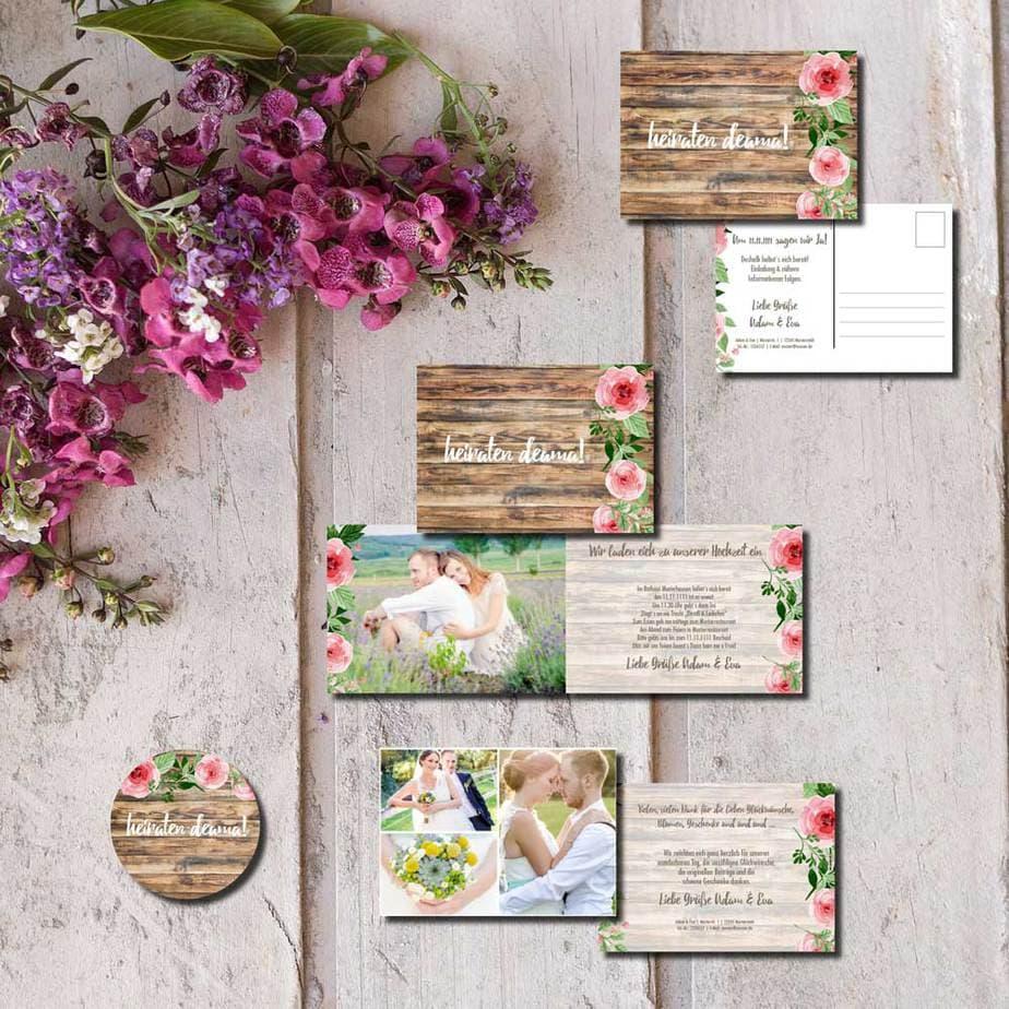 Hochzeitskarten Heiraten Bayrische Einladungskarte Hochzeit Kartlerei    Bayrischer Text Für Die Hochzeitseinladung Von Kartlerei