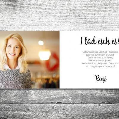 kartlerei karten drucken heimatgefuehl bayern einladungskarten bayrisch leben lieben lachen 3 400x400 - Lebn, liabn, lacha | 4-Seitig | ab 1,00 €