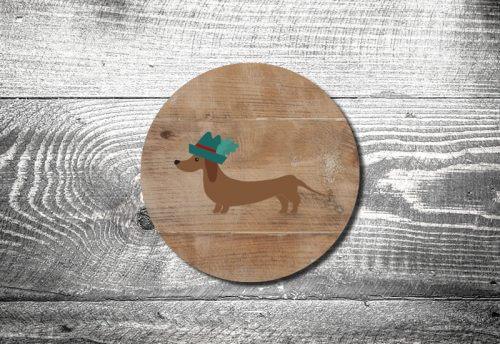 kartlerei bierdeckel drucken geschenk geburtstag23 500x344 - Bierdeckel Hundeliebe