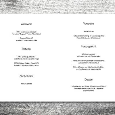 kartlerei karten drucken hochzeit heiraten menue menuekarte anker fotolove 2 3 400x400 - Menükarte Fotolove