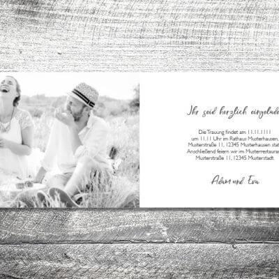 kartlerei karten drucken hochzeitseinladung heiraten einladung bluemchen innen 400x400 - Hochzeit Blümchen | 4-Seitig | ab 1,00 €