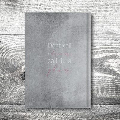 kartlerei kalender to do buch karten drucken2 400x400 - To Do Planer   28,90 €
