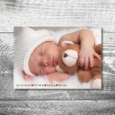 kartlerei karten drucken geburtskarten drucken babykarten bayrisch geburt filz 2 400x400 - Filz | 2-Seitig | ab 0,70 €