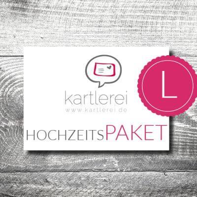 kartlerei karten drucken hochzeitskarten hochzeitspaket3 400x400 - Hochzeit  Hochzeitspaket L