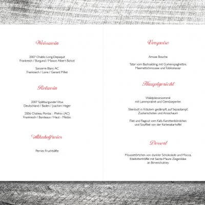 kartlerei karten drucken hochzeit heiraten menue menuekarte banderole hirsch 2 3 1 400x400 - Menükarte Banderole Hirsch