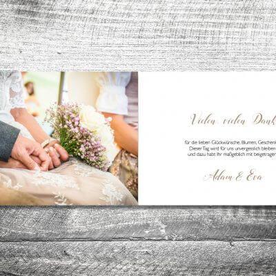 kartlerei karten drucken hochzeitseinladung heiraten bayrisch heimatgefuehl herzhirsch danke 2 3 400x400 - Danke Herzhirsch | 4-Seitig | ab 1,00 €