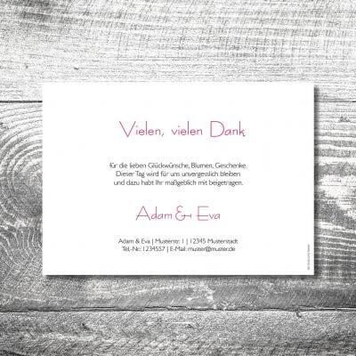 kartlerei karten drucken hochzeitseinladung heiraten bayrisch heimatgefuehl hirschkranz danke 2 400x400 - Danke Hirsch Hirschkranz | 2-Seitig | ab 0,70 €
