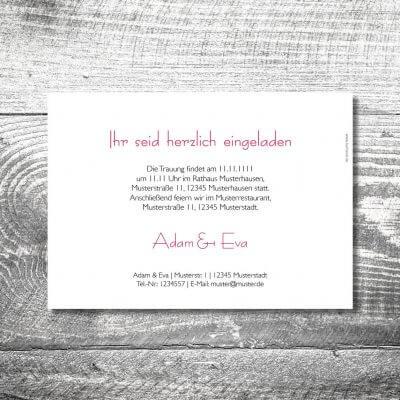 kartlerei karten drucken hochzeitseinladung heiraten bayrisch heimatgefuehl hirschkranz einladung 2 400x400 - Hochzeit Hirschkranz | 2-Seitig  | ab 0,70 €