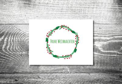 kartlerei weihnachten 148x105 2 9 400x275 - Weihnachtskarten auf bayrisch