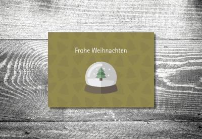 kartlerei weihnachten 148x105 5 5 400x275 - Weihnachtskarten auf bayrisch