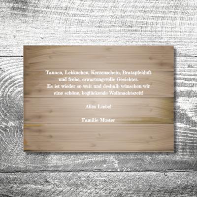 Holzwand | 2-Seitig | ab 0,70 €