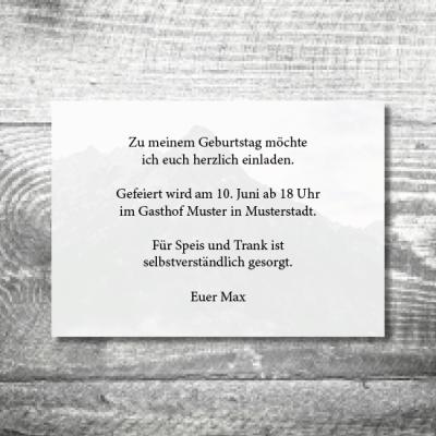 kartlerei heimatgefuehl 148x105 einladung14 400x400 - Geburtstagseinladung auf Bayrisch