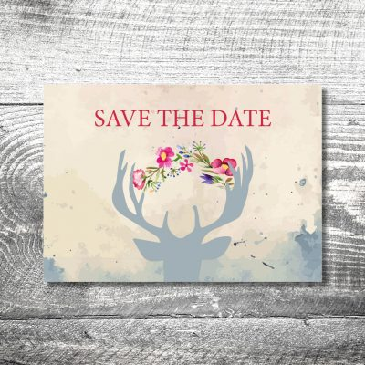 Save the Date Hirsch