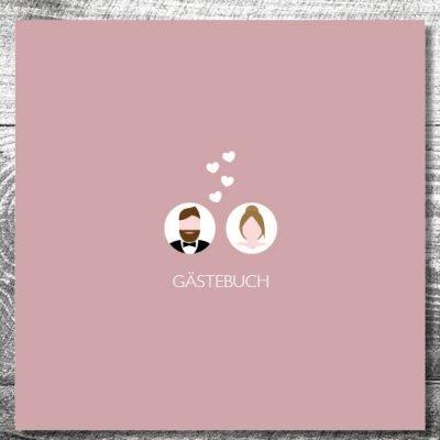 Gästebuch Mini Me | ab 55,00 €