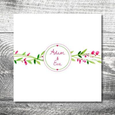 Hochzeit Blumenkranz | 6-Seitig