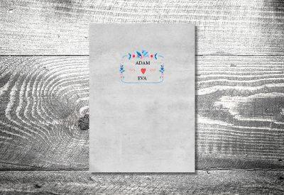 kartlerei einladungskarten hochzeitskarten menuekarten drucken karten gestalten hochzeit25 400x275 - Bierdeckel drucken als Menükarte Hochzeit
