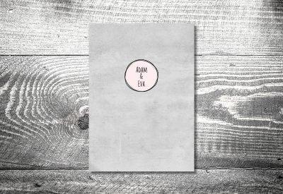 kartlerei einladungskarten hochzeitskarten menuekarten drucken karten gestalten hochzeit28 400x275 - Bierdeckel drucken als Menükarte Hochzeit