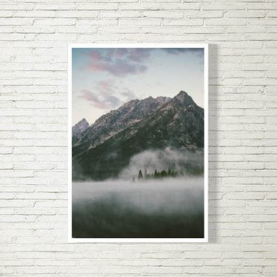 Poster/Bild | Berge