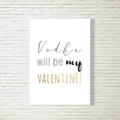 Poster/Bild | Valentinstag