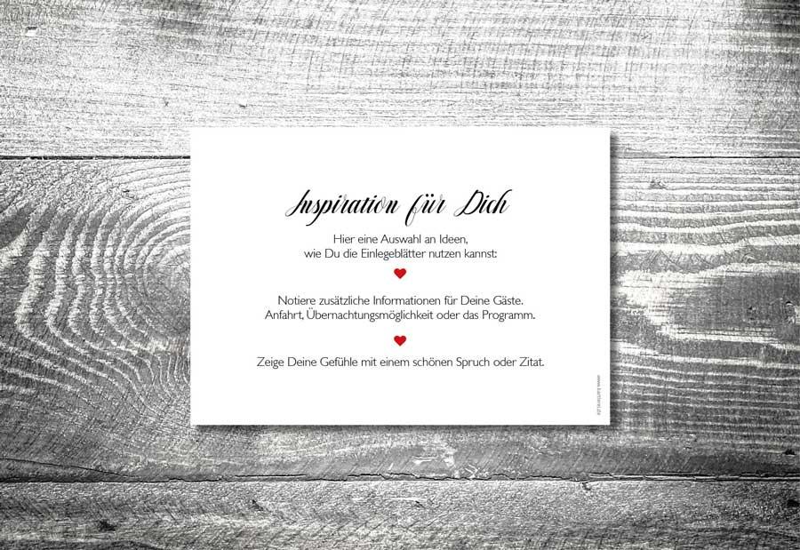 kartlerei karten drucken einladungskarten hochzeit einlegeblaetter - Timeline Hochzeit