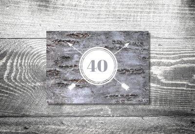 kartlerei karten drucken heimatgefuehl bayern einladungskarten bayrisch baumstamm 400x275 - Einladungskarten Geburtstag Text