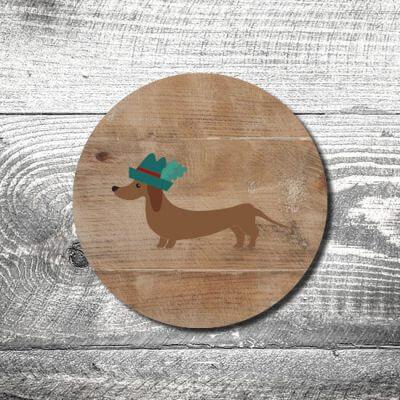 Bierdeckel Hundeliebe