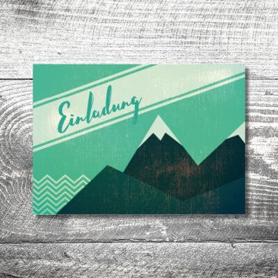 Bergliebe | 2-Seitig