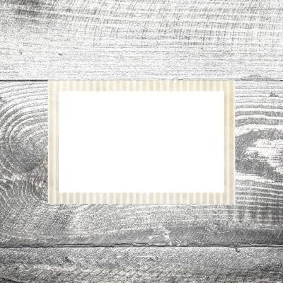 Tischkarte Anker
