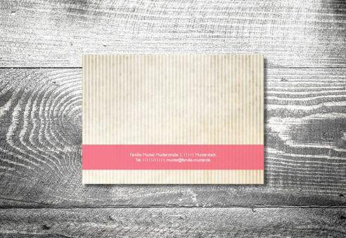 Streifen Madl | 4-Seitig