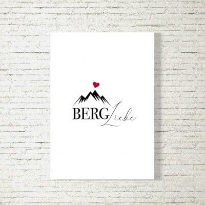 kartlerei poster shop bilder drucken bayrischer spruch bayrisch4 400x400 - Poster und Bilder