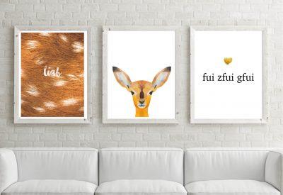 kartlerei poster shop drucken bayrischer spruch bayrisch poster set5 400x275 - Poster und Bilder von kartlerei