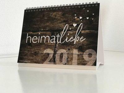 kartlerei kalender 2019 bayerischer kalender heimatliebe bayern 400x300 - kartlerei Magazin