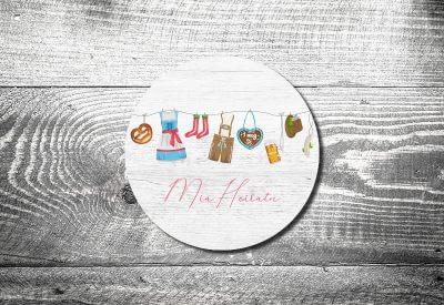 kartlerei bierdeckel drucken hochzeit save the date einladungskarte tischdeko bayrische hochzeit heiraten in tracht11 400x275 - Bierdeckel ABC