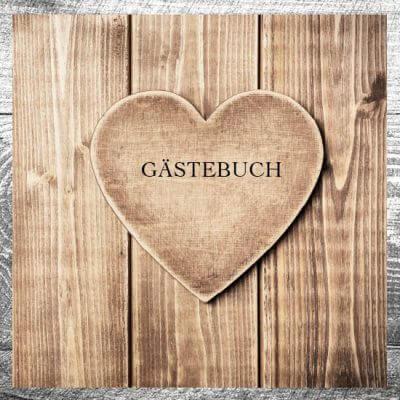 Gästebuch Herzl | ab 55,00 €