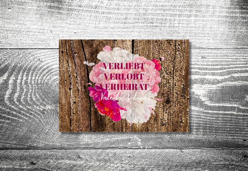 kartlerei karten drucken hochzeitseinladung heiraten bayrisch trachtenhochzeit verliebt verlobt verheiratet4 - Hochzeitscountdown Freebie