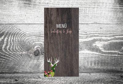 kartlerei karten drucken menuekarten heiraten bayrisch trachtenhochzeit 17 400x275 - Bierdeckel drucken als Menükarte Hochzeit