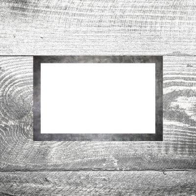 Tischkarte Mauer