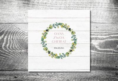 kartlerei hochzeitseinladung bayrische einladungskarte heiraten in bayern31 400x275 - Timeline Hochzeit